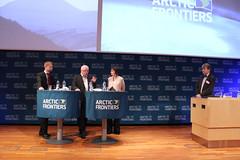 Arctic health session