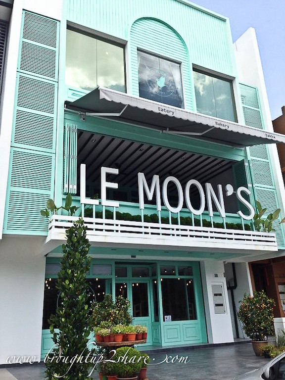 Le Moons Eatery Bakery Zakka Jade Hills Kajang Brought Up 2