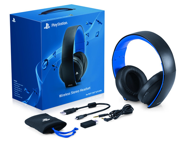 Wireless Stereo Headset 2.0 - PlayStation 4