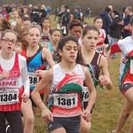 Championnats régionaux de cross 2014