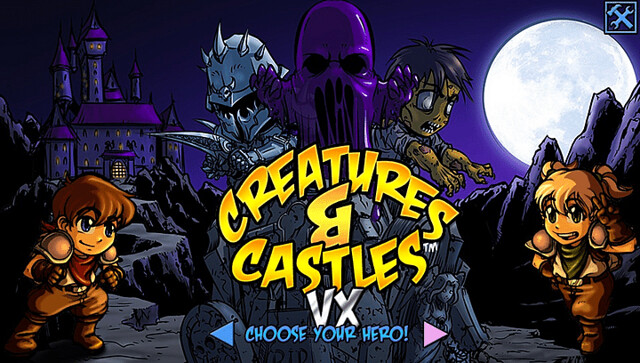 Creatures & Castles
