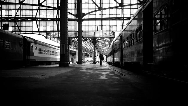 Constitución Train Station, Buenos Aires, AR