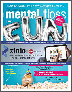 Mental Floss on Zinio