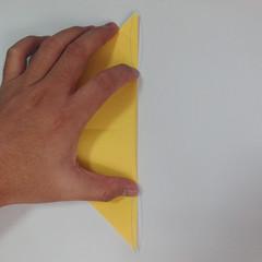 สอนวิธีพับกระดาษเป็นรูปลูกสุนัขยืนสองขา แบบของพอล ฟราสโก้ (Down Boy Dog Origami) 033