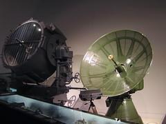 A német éjszakai légvédelem sarokkövei a világháborúból. Nem kicsit emlékeztet a Lázadók ágyújára a Hoth bolygón.