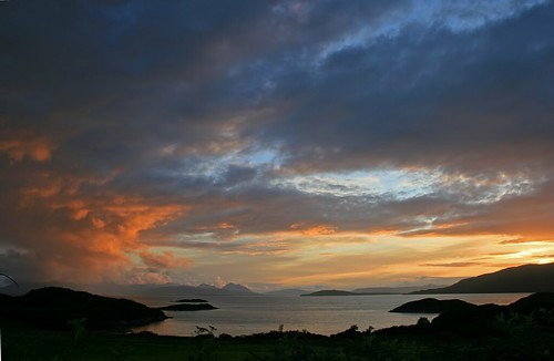Image of a Skye Evening by Peter J. Ham