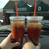 Dunkin Donuts Iced Coffee makes everything better!