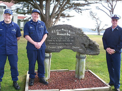 MCPOCG Leavitt visits Sector Humboldt Bay - 1