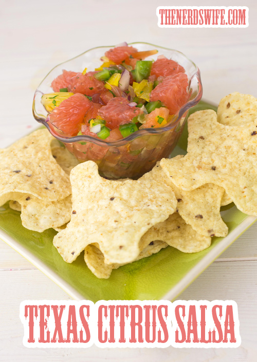 Texas Citrus Salsa