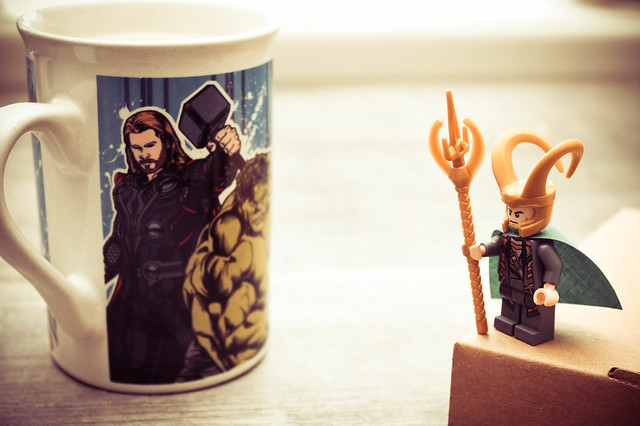 Flickr Friday - Asgardian brothers