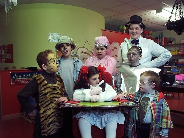 Special Class Halloween 2007-2008