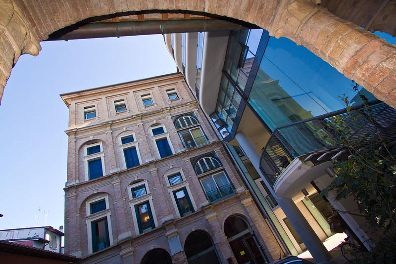 Marcheholiday Attico Rossini Pesaro