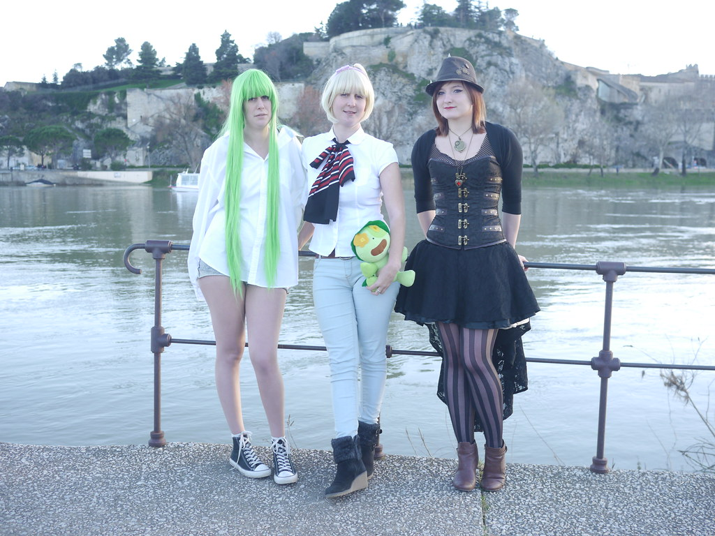 related image - Sortie Cosplay Avignon - 2014-02-22- P1780316