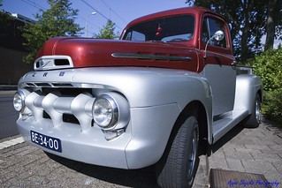 1952 Ford Pickup_Den Haag_2012-09-01