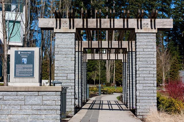 Khorana Park - UBC Wesbrook Village