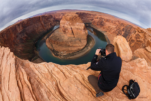 arizona usa williams fisheye page horseshoebend