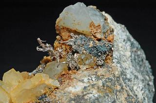sylver, quartz