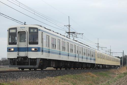 8506F @武州荒木〜東行田