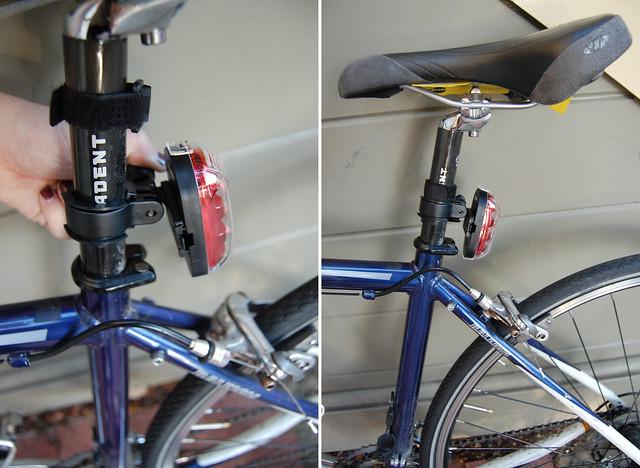 7-Dorcy rear light mounted