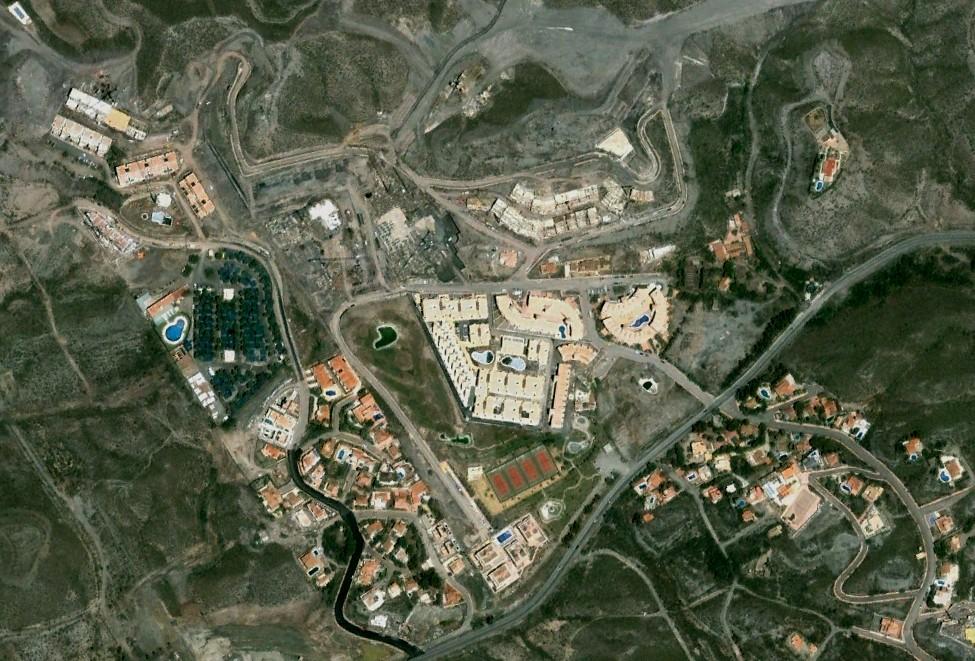 los geraneos, murcia, sin tilde, geranium, después, urbanismo, planeamiento, urbano, desastre, urbanístico, construcción, rotondas, carretera