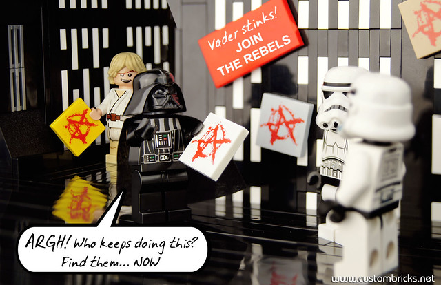 Anarchy on the Death Star