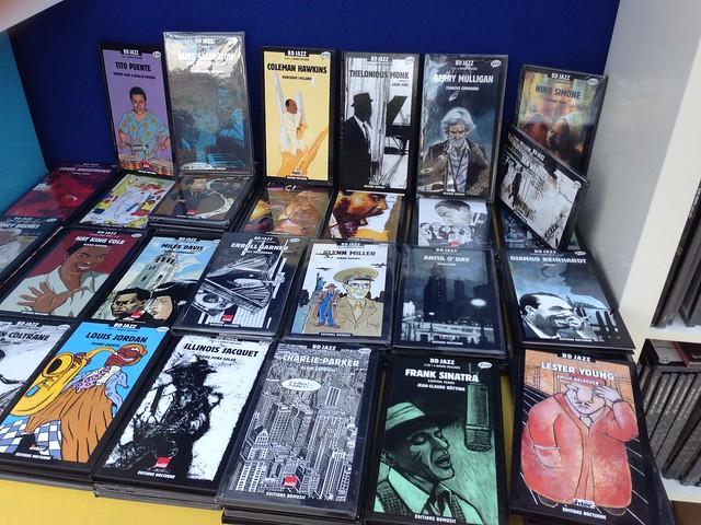 BD Jazz - Deauville Livres et Musique