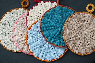 2014 Potholder Fronts