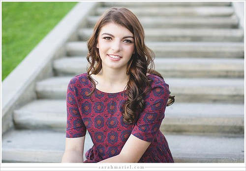 Marina - Senior Portraits