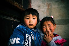 Two little girls-1
