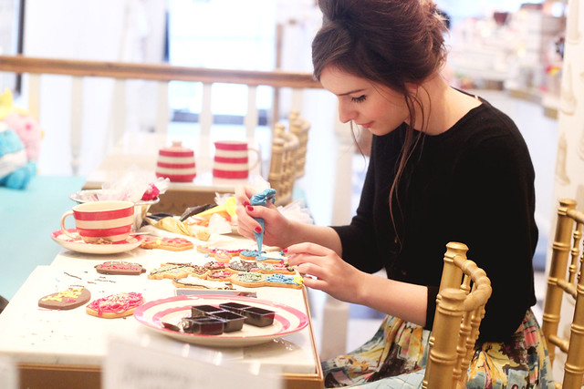 Biscuiteers Boutique Notting Hill