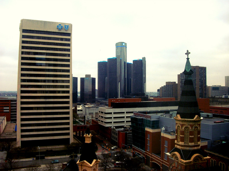 Greektown Detroit