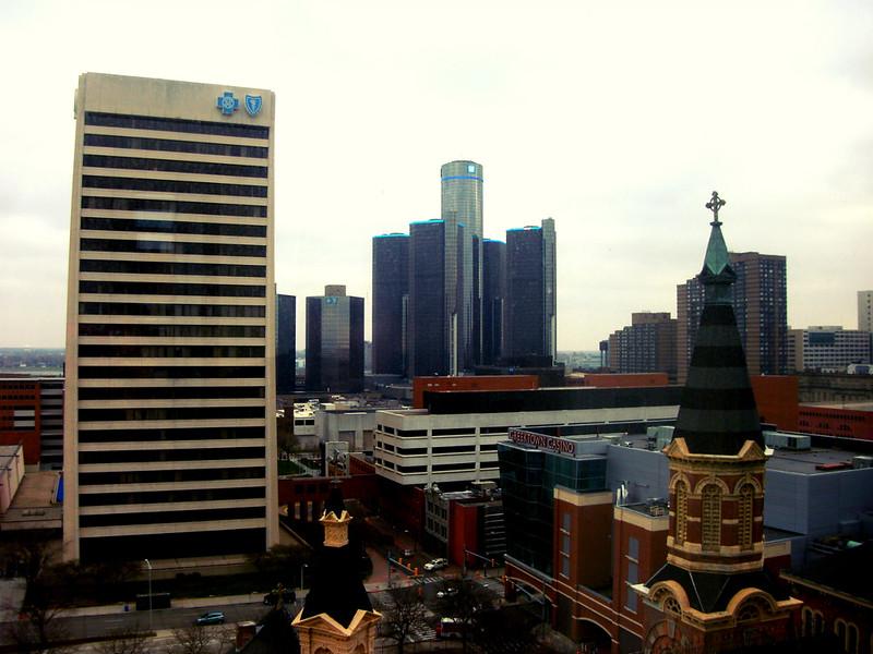 Greektown Detroit