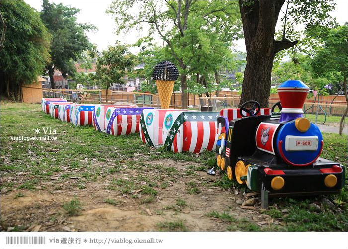 【彰化景點】克林姆莊園Cream Manor~小型動物園!戶外親子同遊好去處36