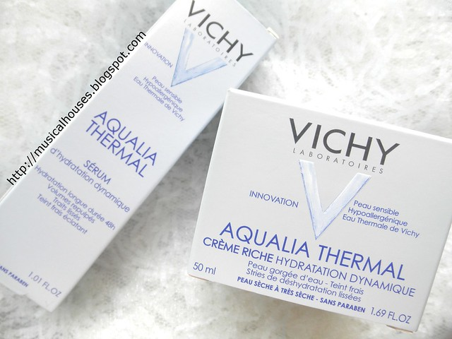 Vichy Dynamic Hydration Serum Cream Rich