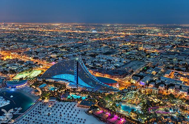 Jumeirah Beach Hotel & Wild Wadi Waterpark