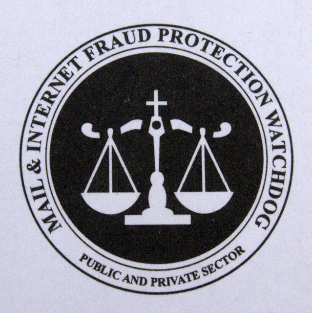 Mail & Internet Fraud Protection Watchdog, Public and Private Sector