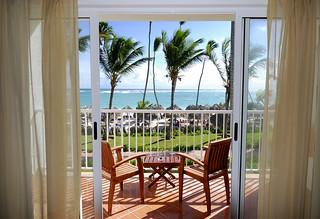 View Terrace Front Ocean Suite