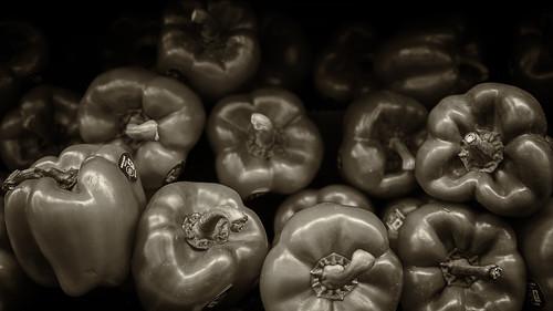 bell pepper texture study