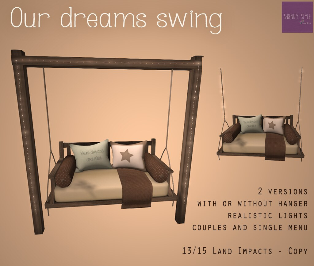 Our dreams swing- Exclusive