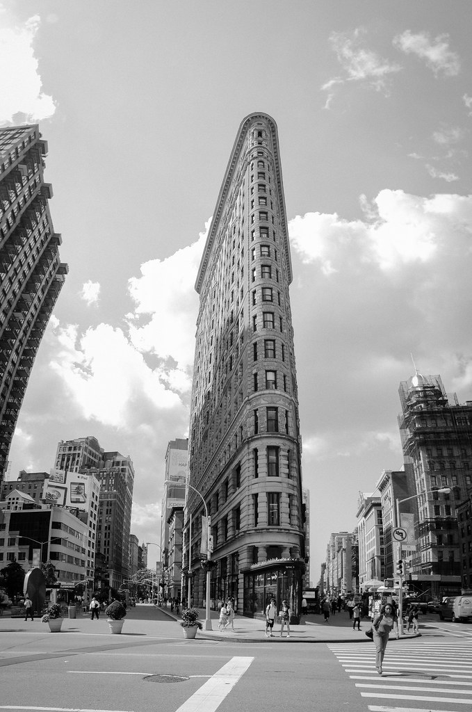 Flatiron Building NYC New York