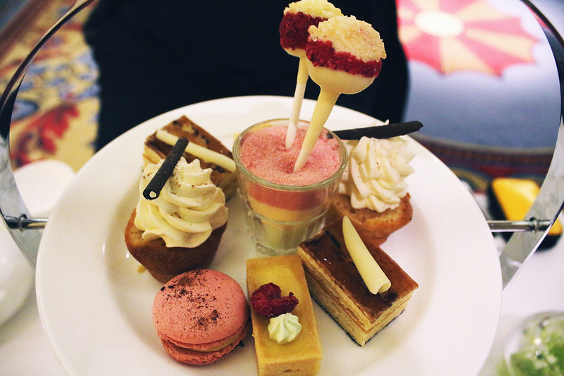Lancaster London Afternoon Tea 14
