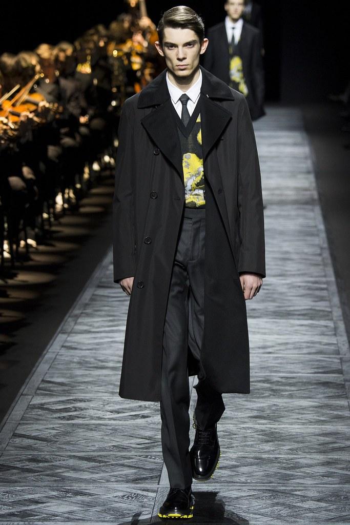 FW15 Paris Dior Homme041_Matthieu Gregoire(VOGUE)