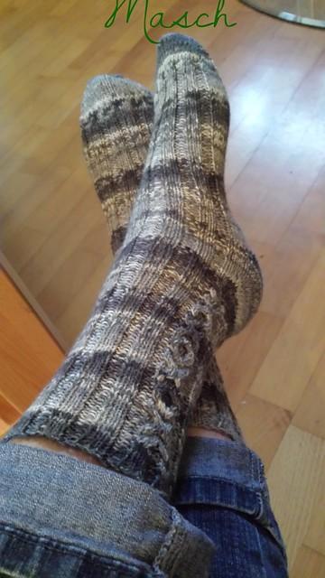 Januar Socken