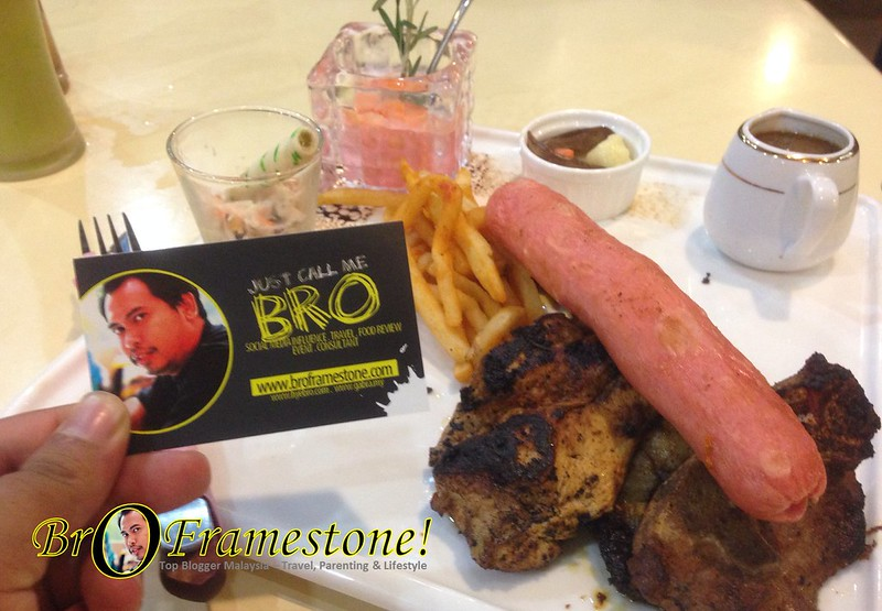 Mix Grill - Next Station BTGF, Seksyen 13, Shah Alam