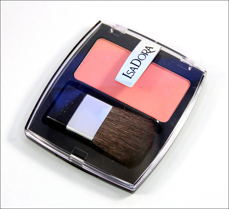 IsaDora Perfect peach Perfect powder blusher