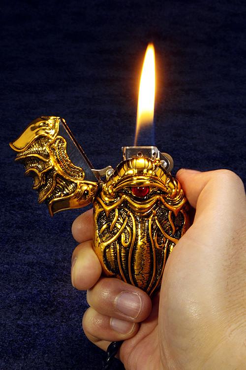 牙狼<GARO>  1:1的黃金騎士 魔導火 金色ver.