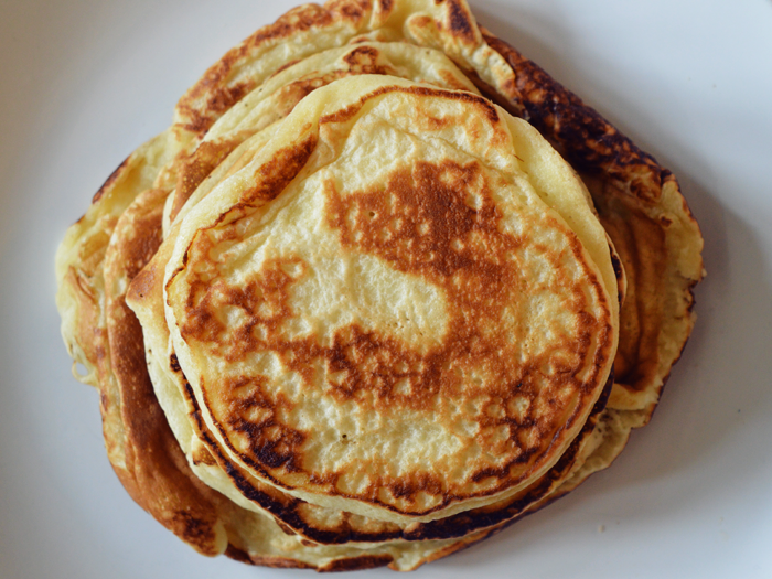 pancake day shrove tuesday recipe