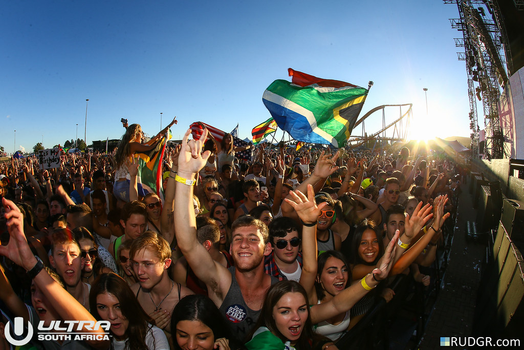 Ultra South Africa - Johannesburg