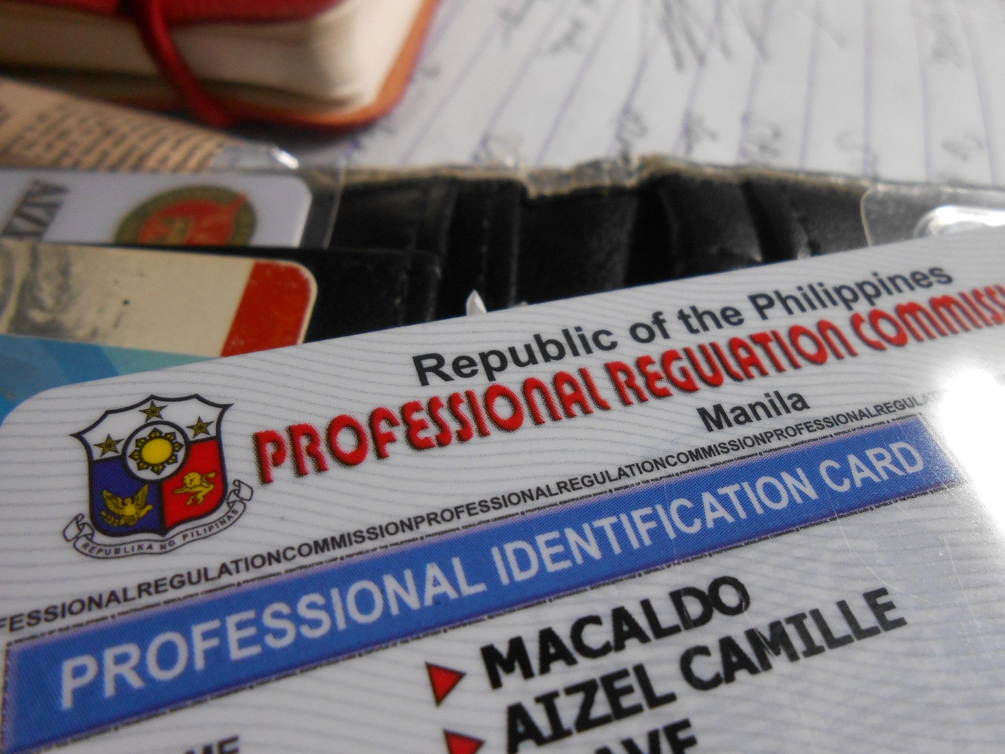 PRC ID