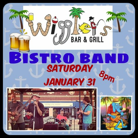 Bistro Band 1-31-15